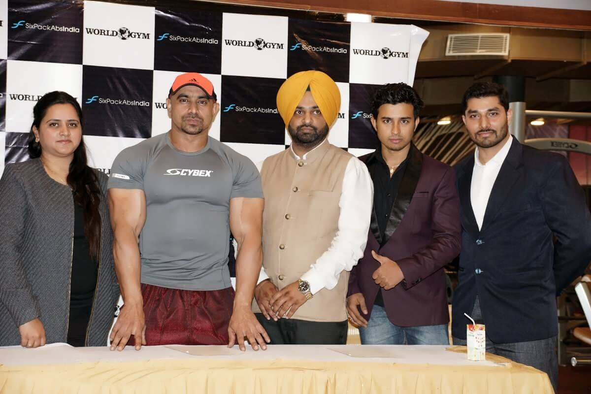 fitness industry of india